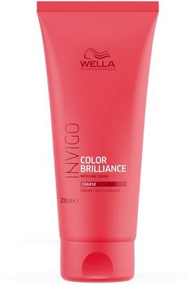 Wella Professionals Invigo Color Brilliance Vibrant Color Conditioner - Coarse 200Ml