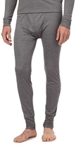 Maine New England Grey Long Thermal Leggings