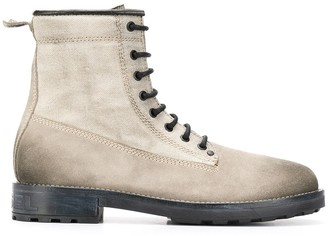 Diesel D-Throuper ankle boots
