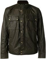 Belstaff Racemaster bomber jacket - men - Cotton/Viscose - 44