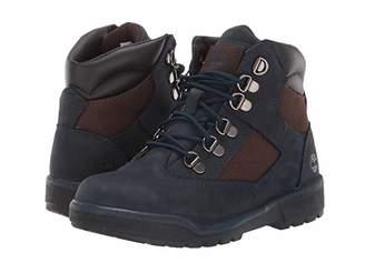 Timberland Kids 6 Fabric/Leather Field Boot (Little Kid)
