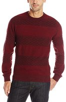 Levi's Men's Kinder Rugby Striped Crew Sweater