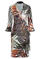 A.N.A Alcazar - Zadio Wrap Dress - 8