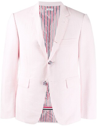Thom Browne Seersucker Sports Coat