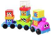 Sassy Sensory Blocks - Zoomin' Zoo Train Set
