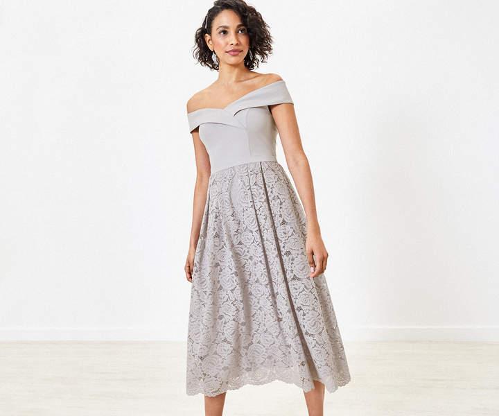 Oasis Lace Bridesmaid Dress