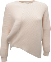 Stella McCartney Draped Crew Neck Sweater