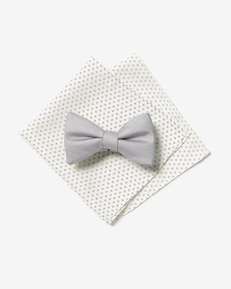Express Bow Tie & Pocket Square Gift Set