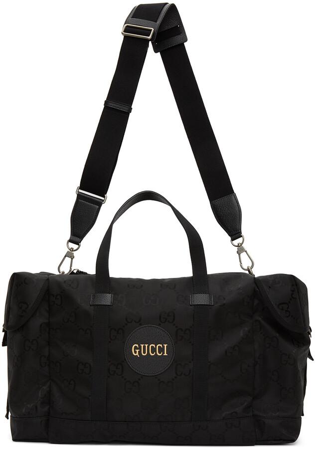 Gucci Black Off The Grid Duffle Bag