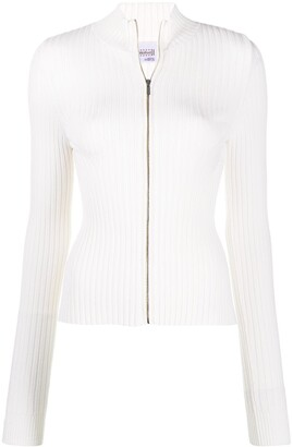 Wolford Concordia ribbed knit cardigan