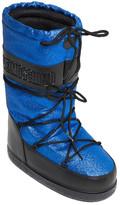 Love Moschino Metallic Ski Boot