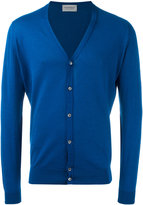 John Smedley classic knitted cardigan