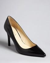 Lauren Ralph Lauren Pointed Toe Pumps - Adena High Heel