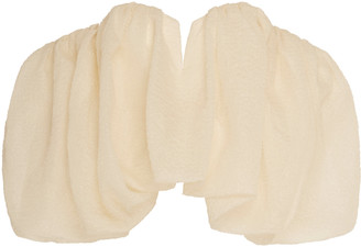 Acler Wattle Wool-Blend Top
