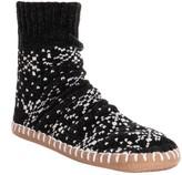 Muk Luks Chenille Short Slipper Socks