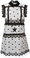 Giamba embellished short dress