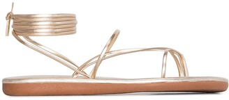 Ancient Greek Sandals String Flip Flop Sandals
