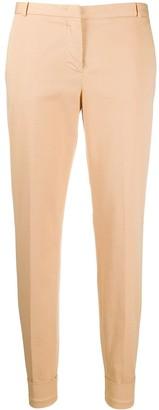 Fabiana Filippi Cropped Slim-Fit Trousers