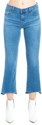 J Brand Selena Kick-Flare Jeans