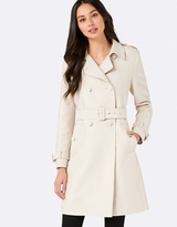 Forever New Monica Trench