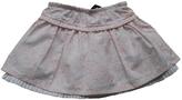 Burberry Pink Cotton Skirt
