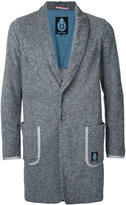 GUILD PRIME long blazer - men - Cotton/Polyester - 1