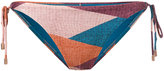 Vix tied laterals bikini bottom - women - Polyamide/Spandex/Elastane - S