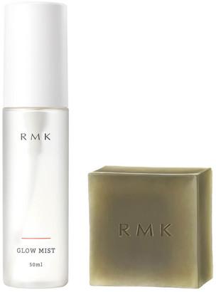 RMK Exclusive Soap Bar and Mist Neroli Set