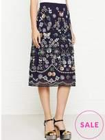 Needle & Thread Butterfly Garden Skirt