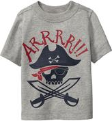 Old Navy Pirate-Graphic Tees for Baby