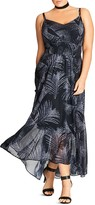 City Chic Party Time Maxi Dress