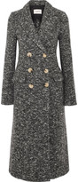 Etoile Isabel Marant Overton Double-breasted Bouclé Coat - Charcoal