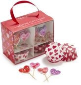 Sur La Table Valentine Cupcake Kit