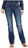 Wrangler Ultimate Riding Jean Q Baby (Dark Blue) Women's Jeans