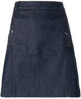 Vanessa Seward Austin skirt - women - Cotton/Polyurethane - 34
