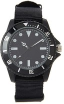 Forever 21 Men Nylon Strap Watch