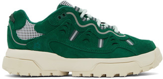 Converse Green Golf Le Fleur Edition Gianno Sneakers