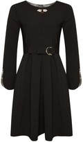 Menashion Bee Dress No. 706 Black