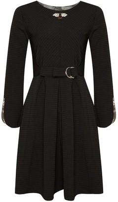 Bee Dress No. 706 Black