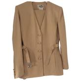 Hermes Linen suit jacket