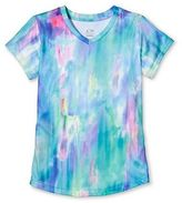 Champion Girls' Printed Tech T-Shirt