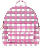 Skinnydip Gingham chloe backpack