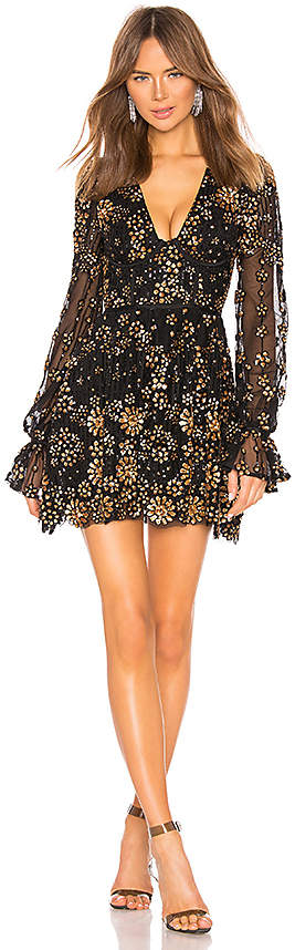 NBD X by Journey Embellished Mini Dress
