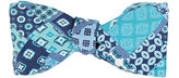 Barneys New York Men's Floral-Print Bow Tie