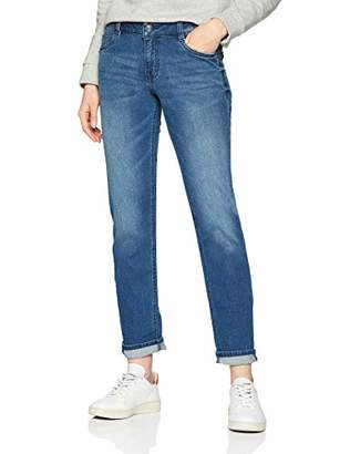 S'Oliver Women's 14.901.71.5437 Straight Jeans,(Size: 36/L32)