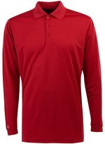 Antigua Men's Exceed Solid Performance Polo