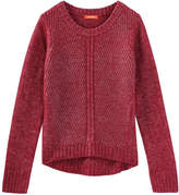 Joe Fresh Kid Girls' Rib Knit Sweater, Red (Size M)