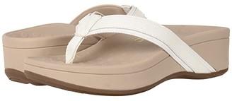 Vionic High Tide (Black Chevron) Women's Sandals