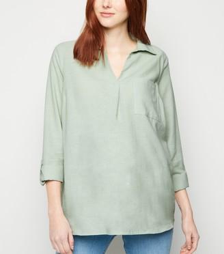 New Look Maternity Overhead Shirt