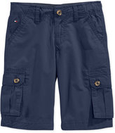 Tommy Hilfiger Little Boys' New Back Country Cargo Shorts